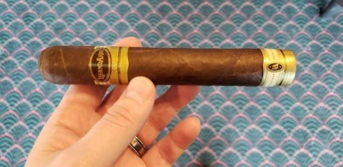cigar review Camacho LegendArio Bertha