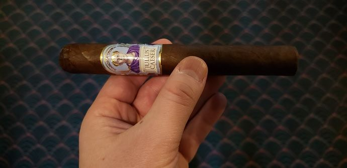 cigar Review Diamond Crown Julius Caesar
