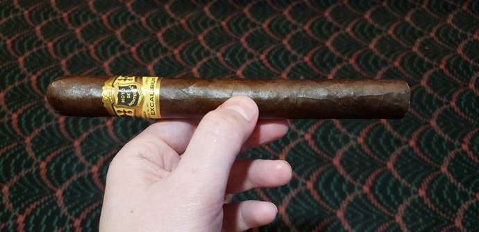 cigar Review Hoyo de Monterrey Excalibur