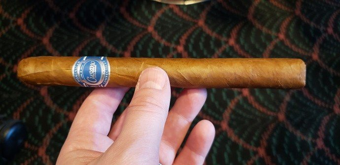 cigar review Cusano Connecticut