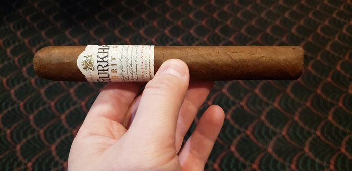 cigar review Gurkha Heritage