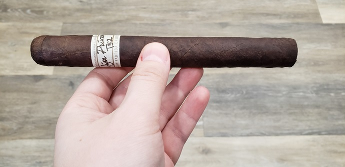 cigar review Liga Privada T52
