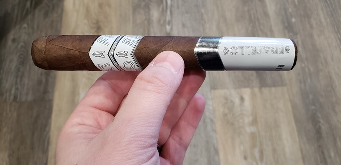 cigar review fratello navetta