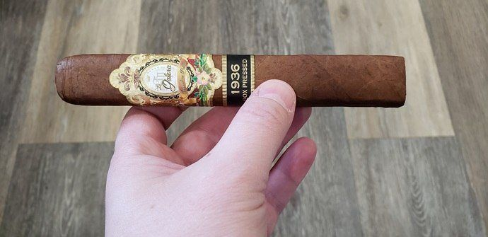 cigar review La Galera 1936 Box Pressed