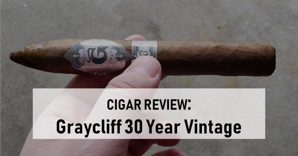 Cigar Review Graycliff 30 Year Vintage Pirate fb