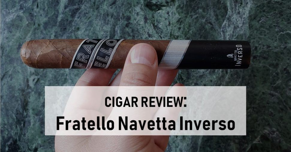 Cigar Review Fratello Navetta Inverso Toro