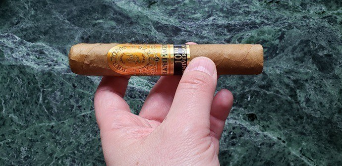 Cigar Review Perdomo Champagne Robusto