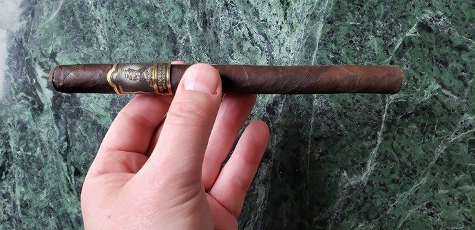 Cigar Review The Tabernacle Lancero by Foundation Cigar Co