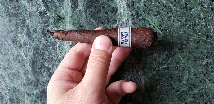 Cigar Review Liga Privada Nasty Fritas