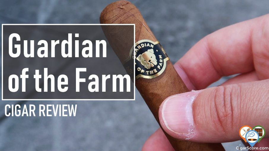 thumbnail - Cigar Review Guardian of the Farm by Aganorsa Leaf