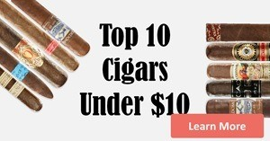 best cigars under 10