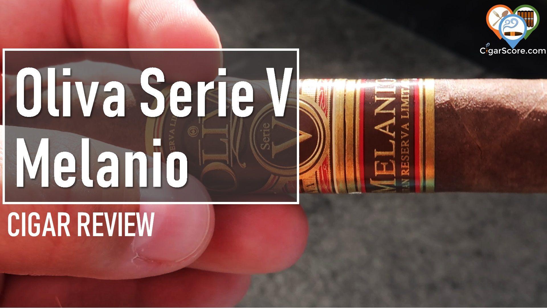 Cigar Review Oliva Serie V Melanio Churchill