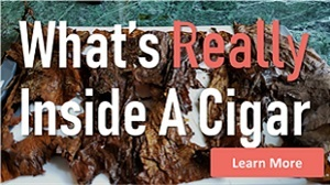 whats inside a cigar