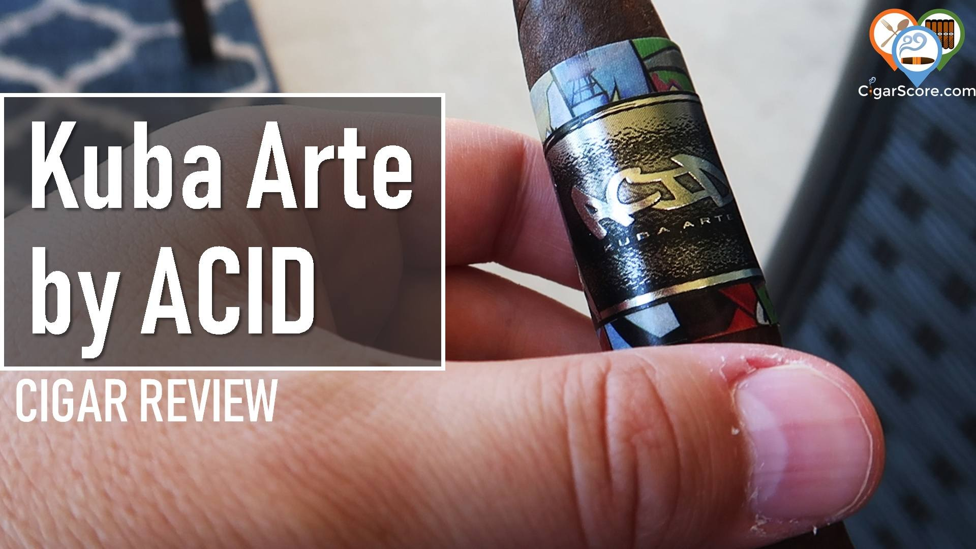cigar review acid kuba arte drew estate