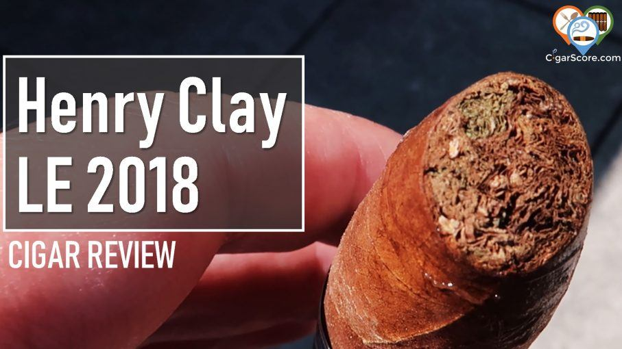 cigar review henry clay limited edition 2018
