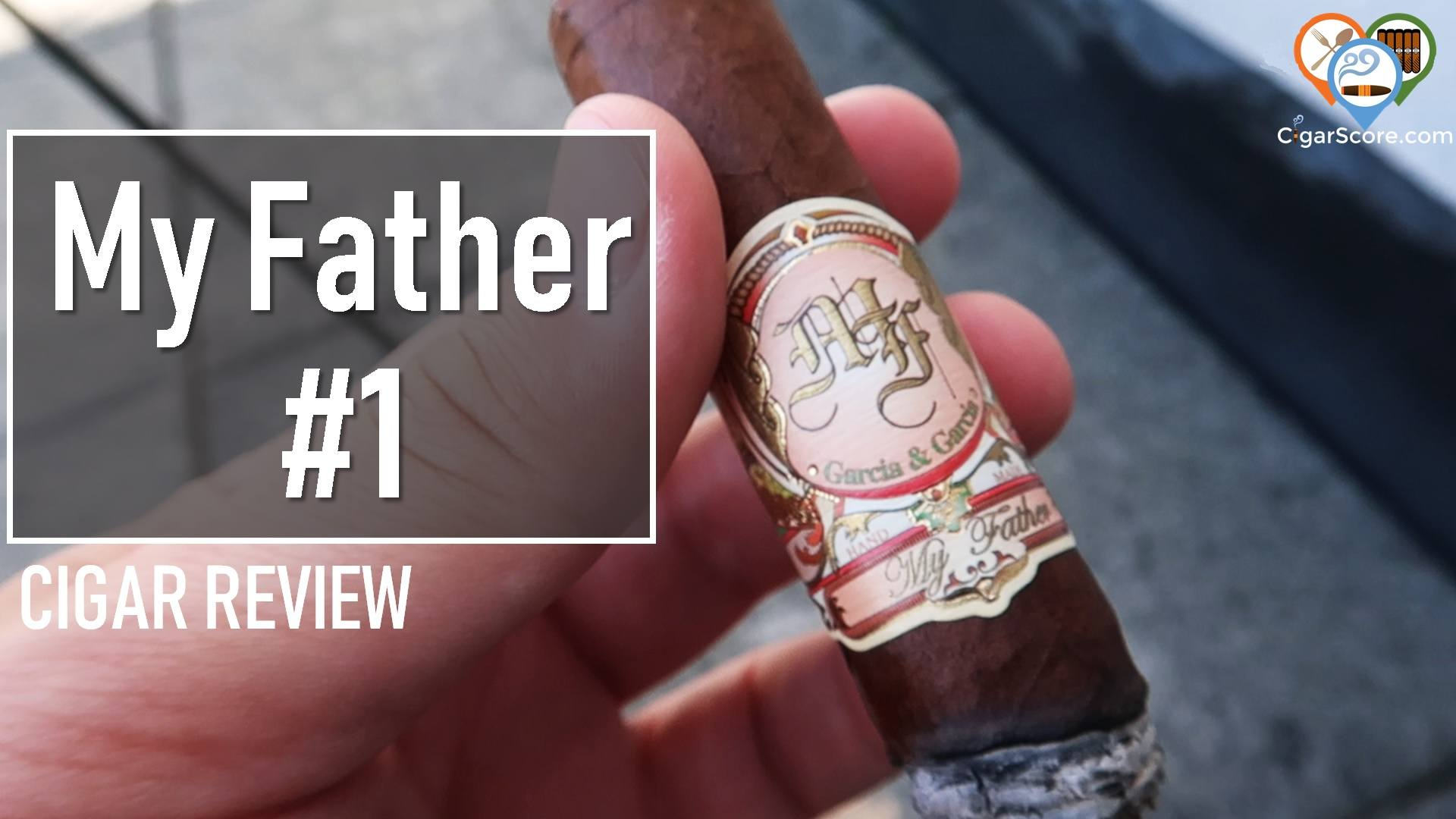 cigar review my father no 1 robusto