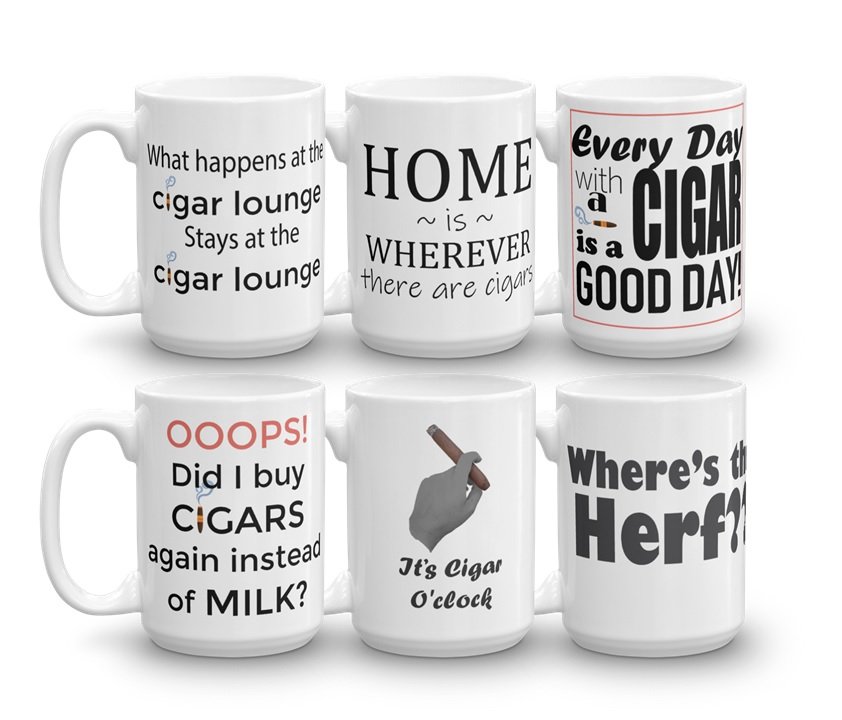 coffee mugs square