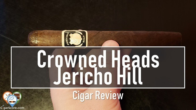 Cigar Review Crowned Heads Jericho Hill LBV