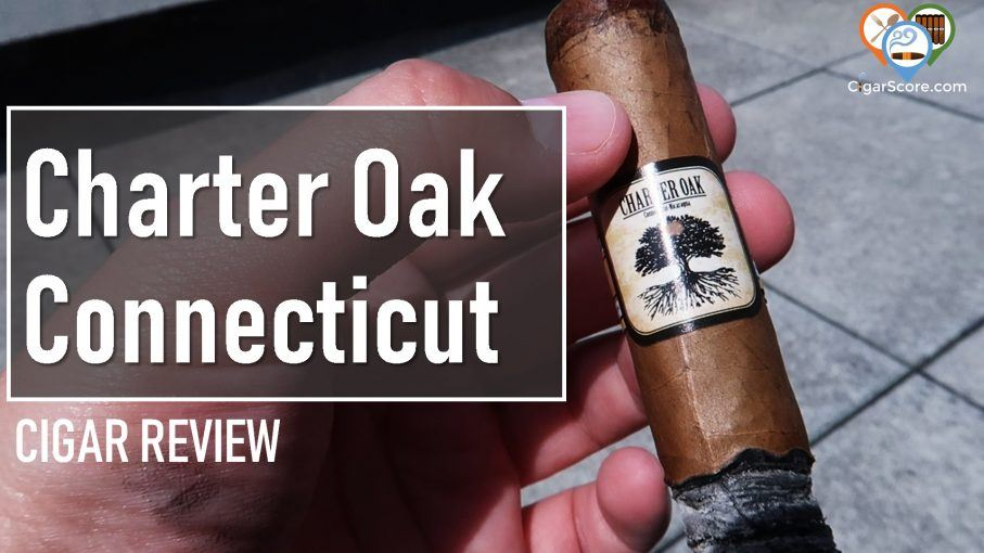 cigar review charter oak connecticut