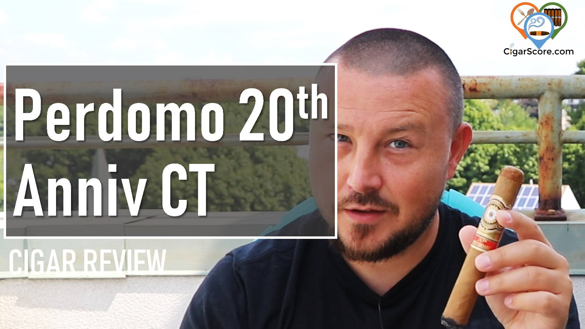cigar review perdomo 20th anniversary connecticut epicure