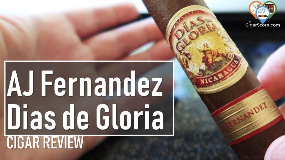Cigar Review - AJ Fernandez Dias de Gloria Gordo