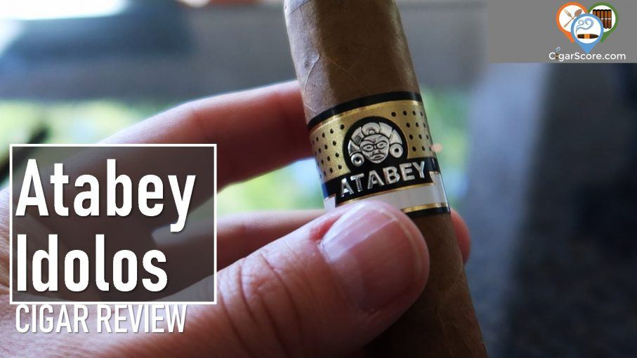 Cigar Review Atabey Idolos