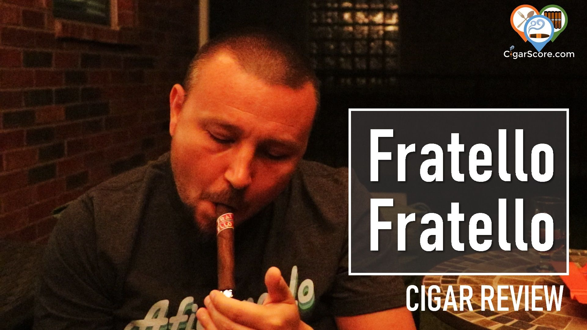 Cigar Review Fratello Fratello Classic Robusto