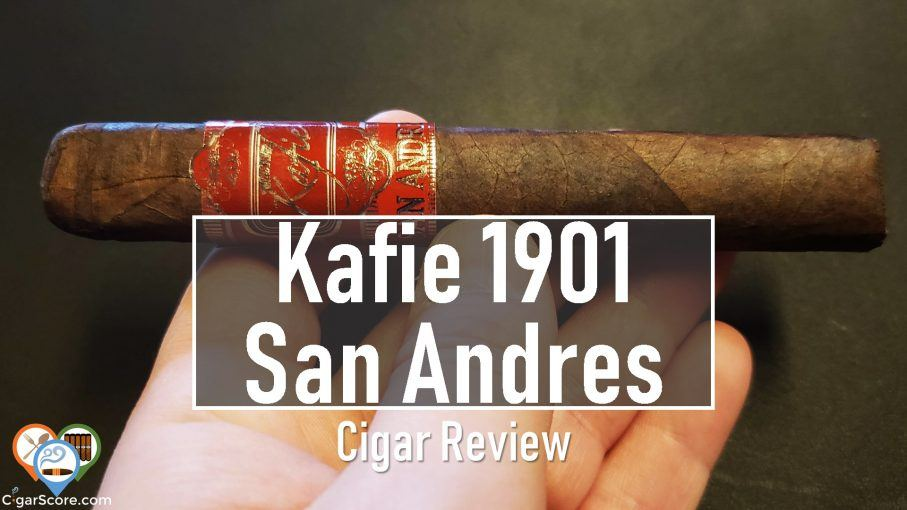 Cigar Review Kafie 1901 San Andres Five Forty Six