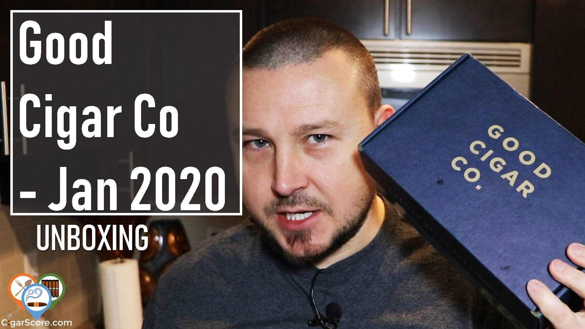 Unboxing - Good Cigar Co January 2020