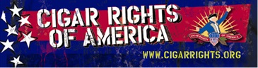 support cigar rights of america