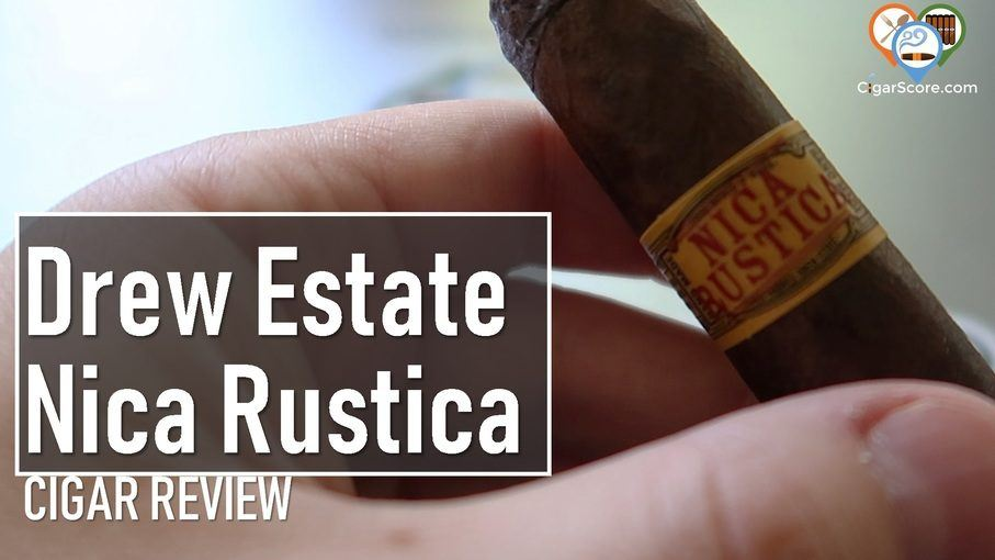 Cigar Review Drew Estate Nica Rustica El Brujito