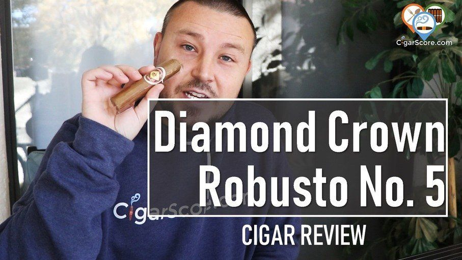 Diamond Crown Robusto No. 5 review