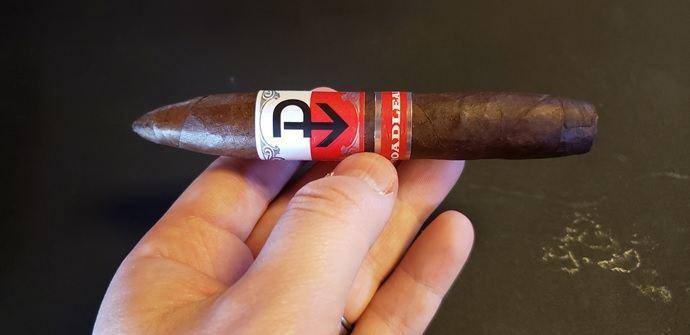 Cigar Review Pospiech Powstanie Broadleaf Belicoso