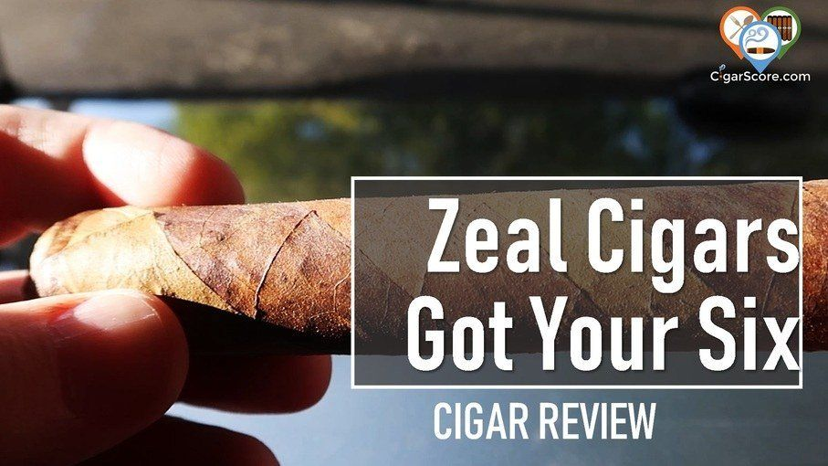Zeal Cigars Got Your Six house blend