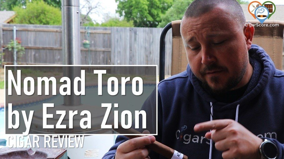 Cigar Review Nomad Toro by Ezra Zion