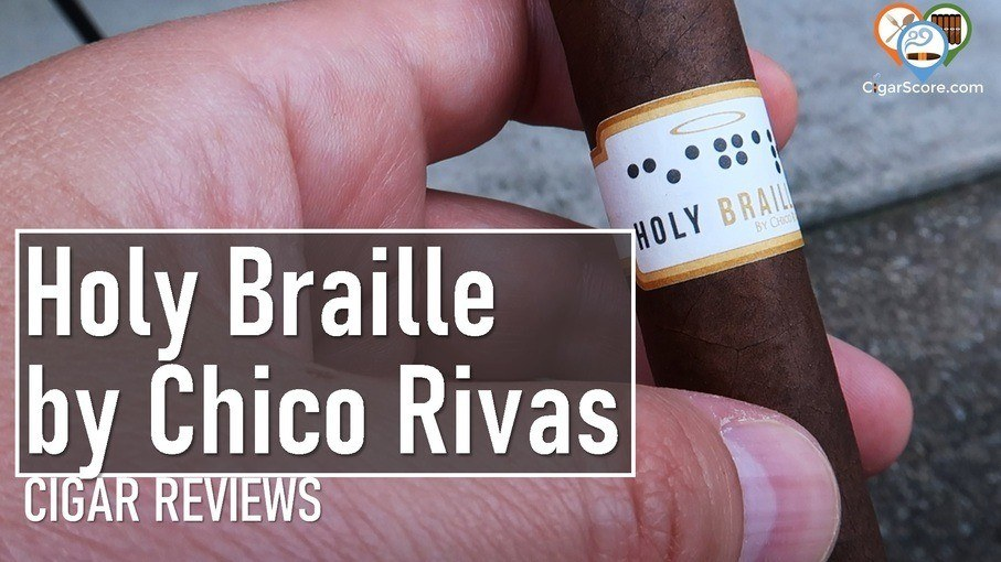 Cigar Review Caldwell lost and found Holy Braille by Chico Rivas