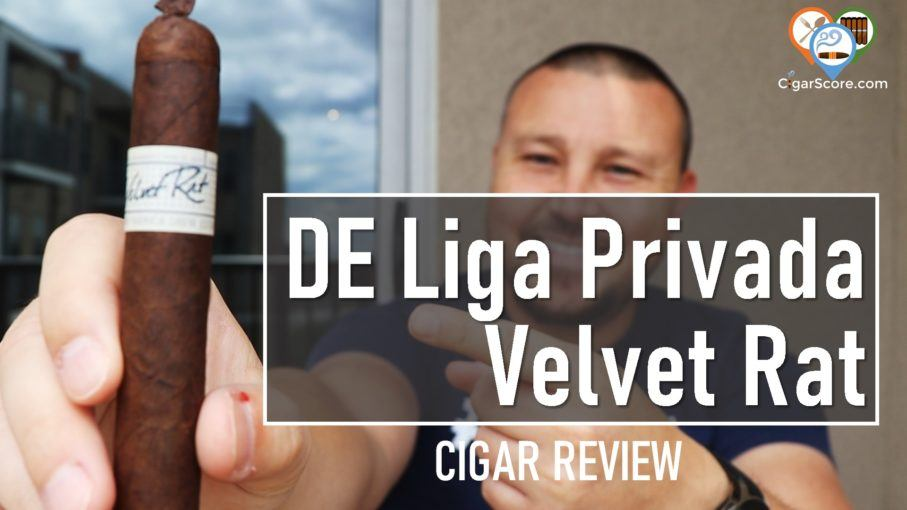 Cigar Review Drew Estate Liga Privada Unico Serie Velvet Rat