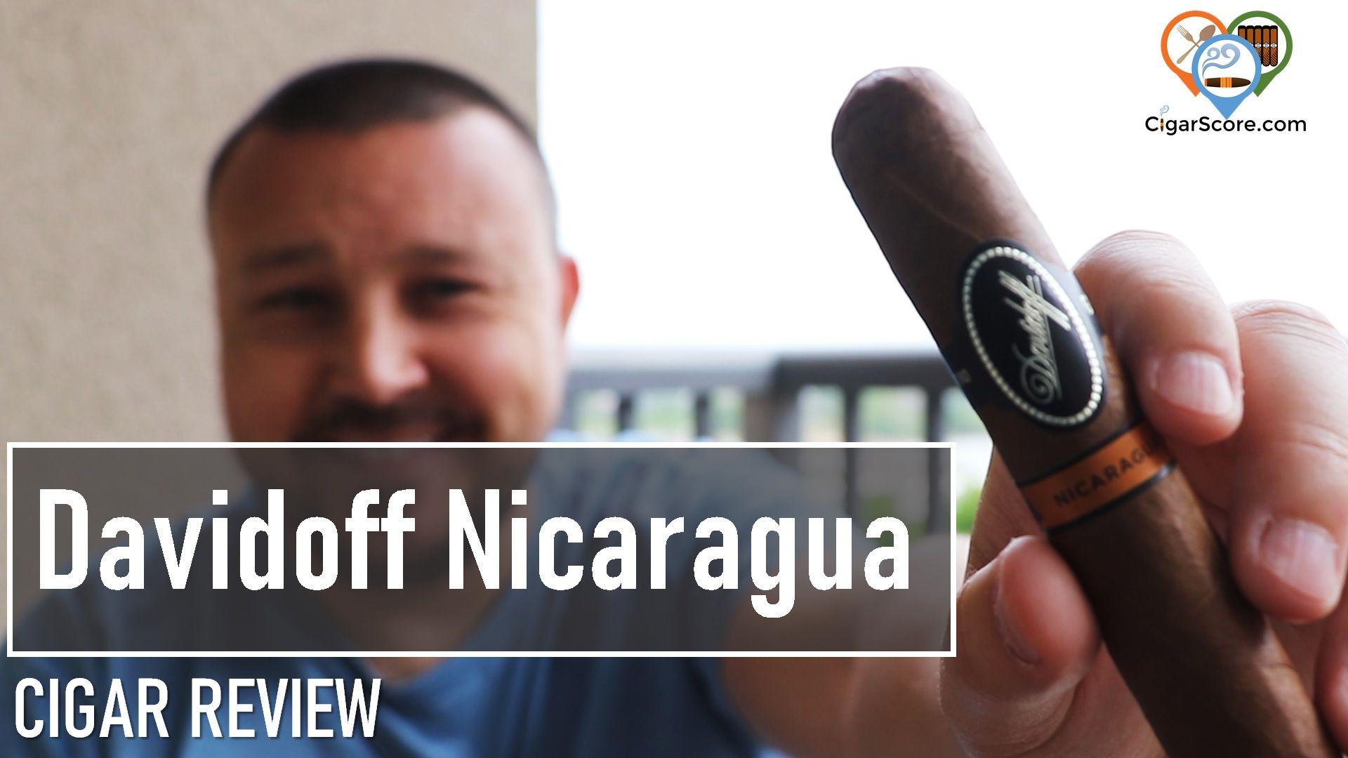 cigar review davidoff nicaragua toro