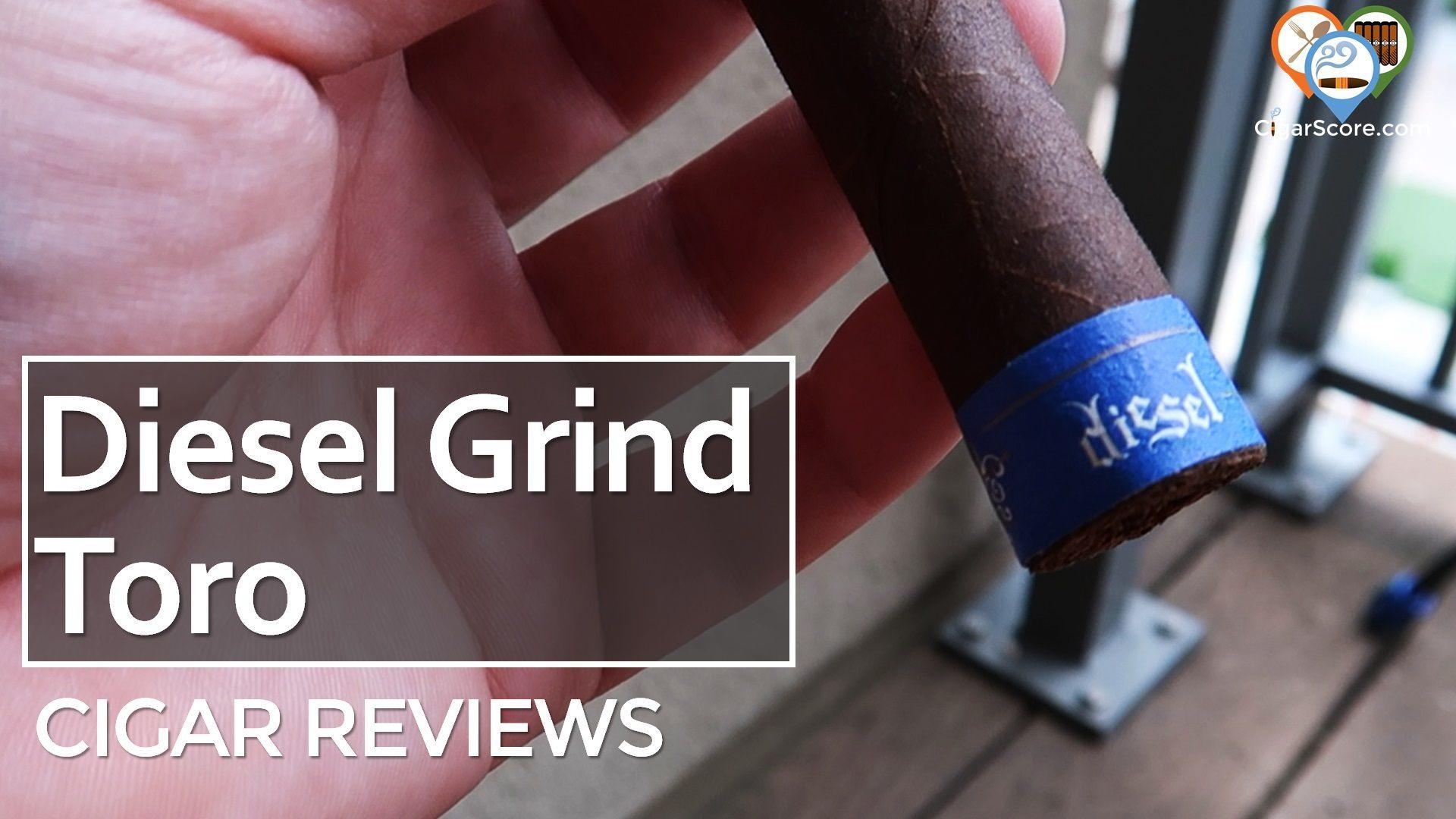 Cigar Review - Diesel Grind Toro AJ Fernandez