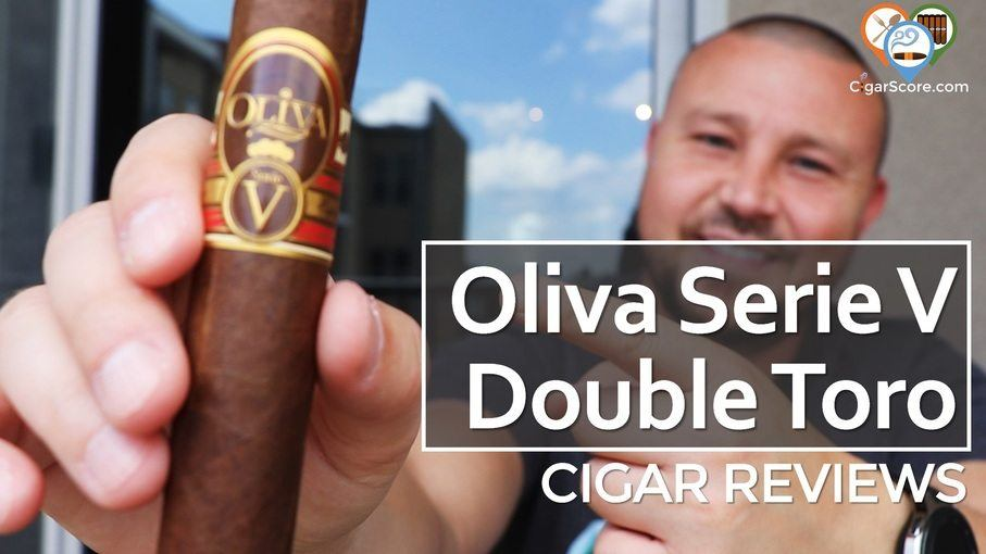 Review - Oliva Serie V Double Toro