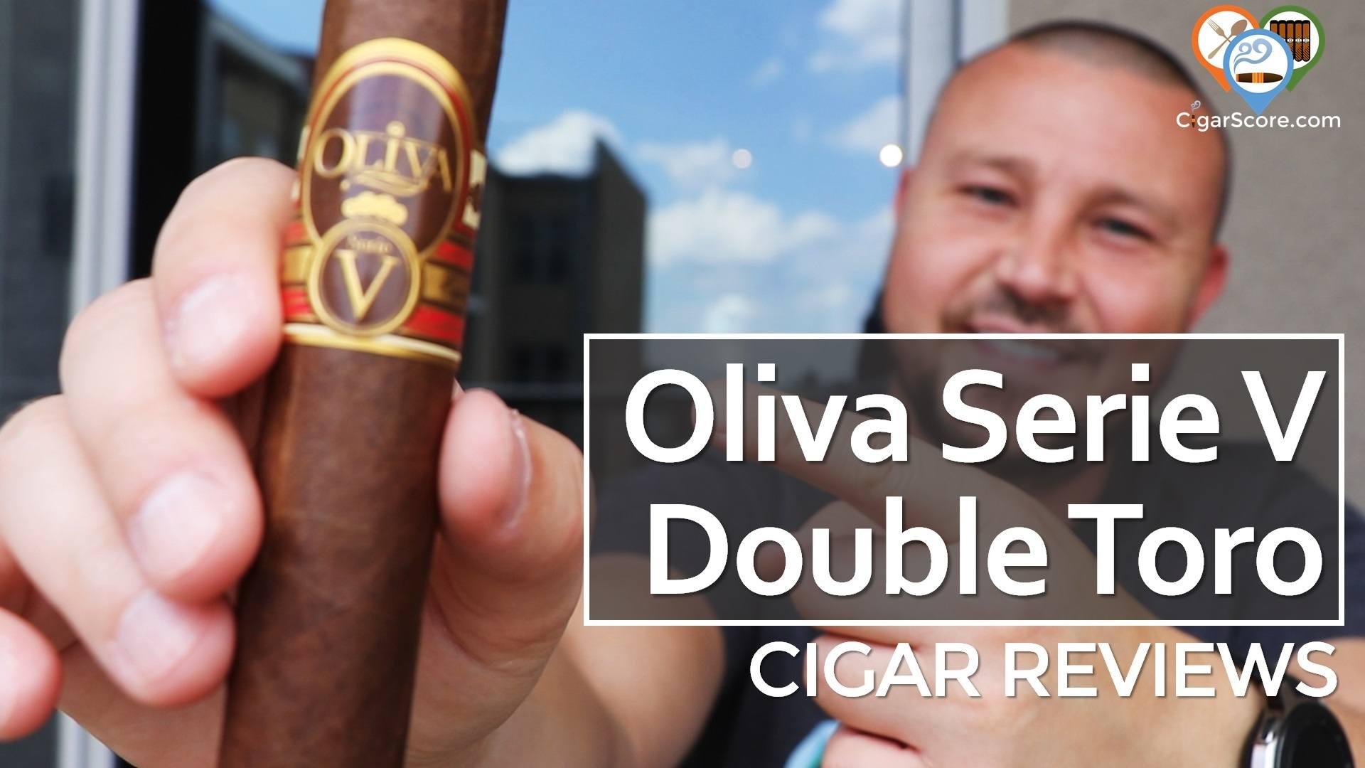 Review - Oliva Serie V Double Toro