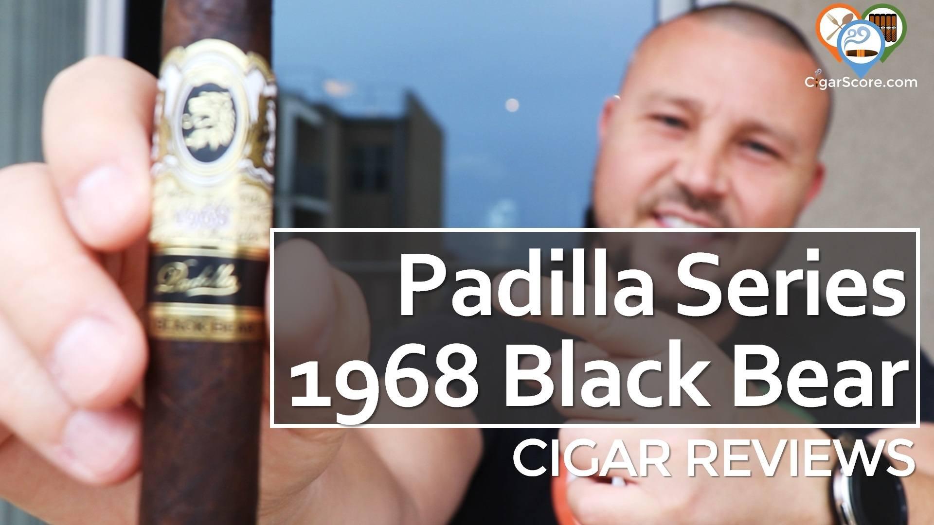 Review - Padilla Series 1968 Black Bear Torpedo