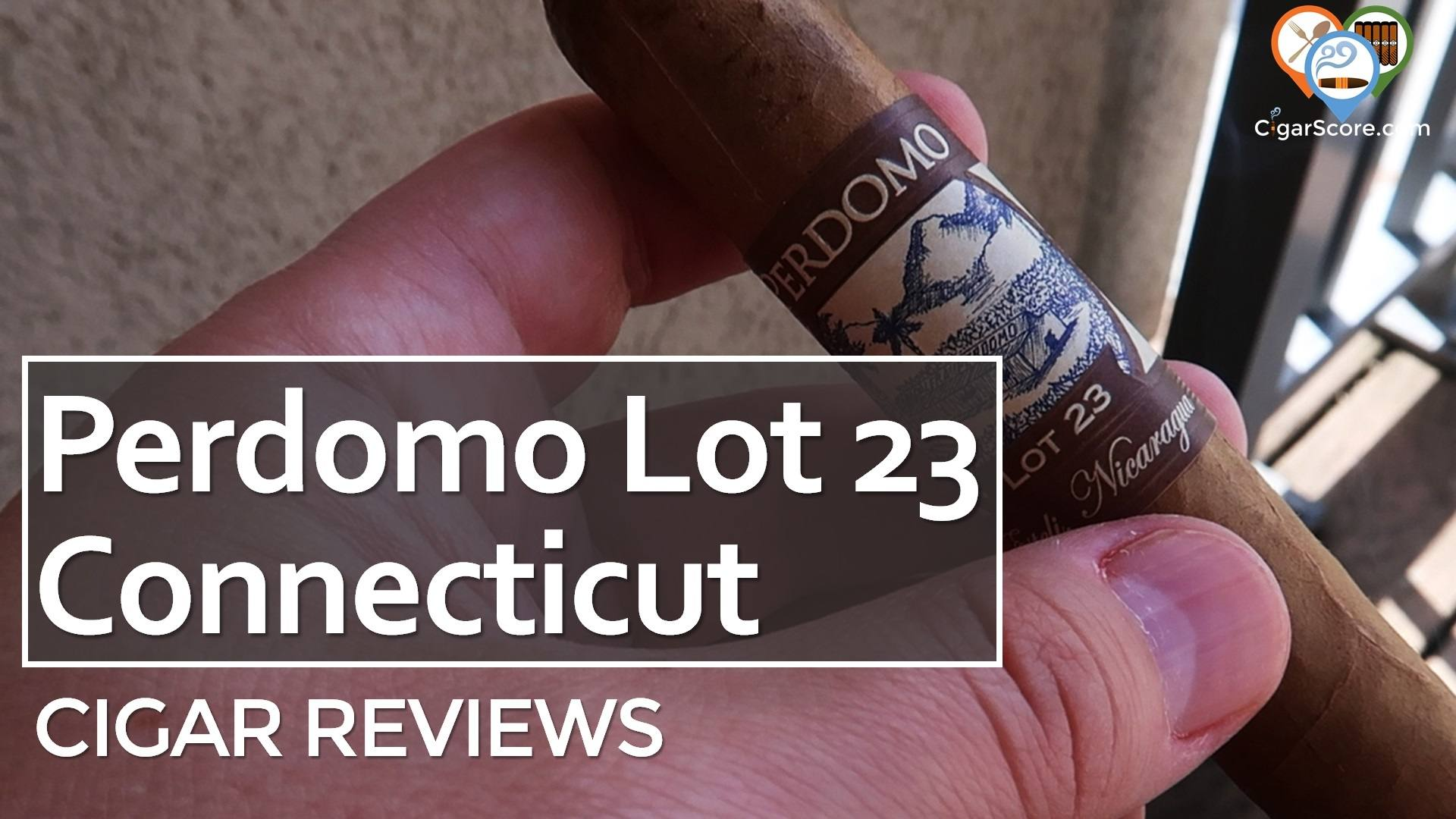 Review - Perdomo Lot 23 Connecticut Robusto