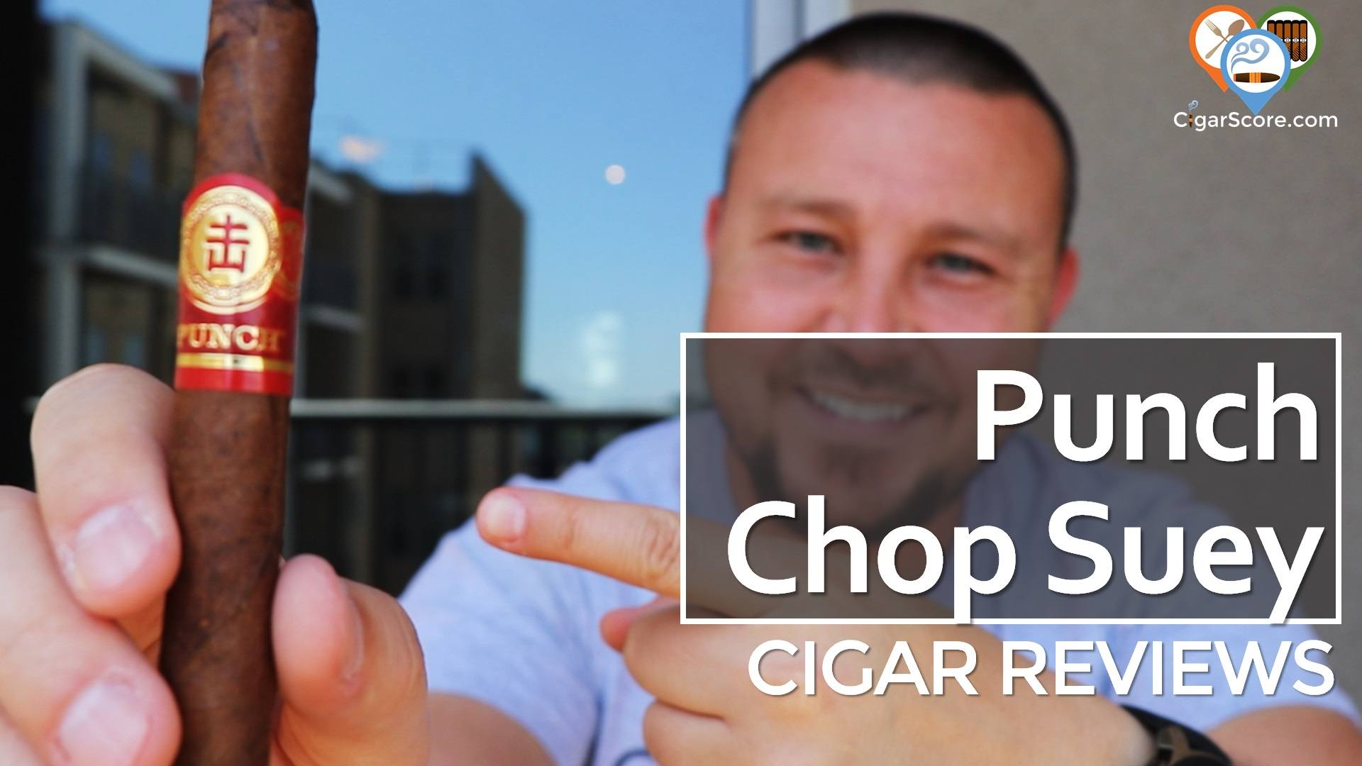 cigar Review - Punch Chop Suey