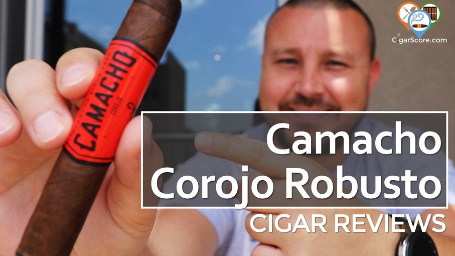Cigar Review Camacho Corojo Robusto
