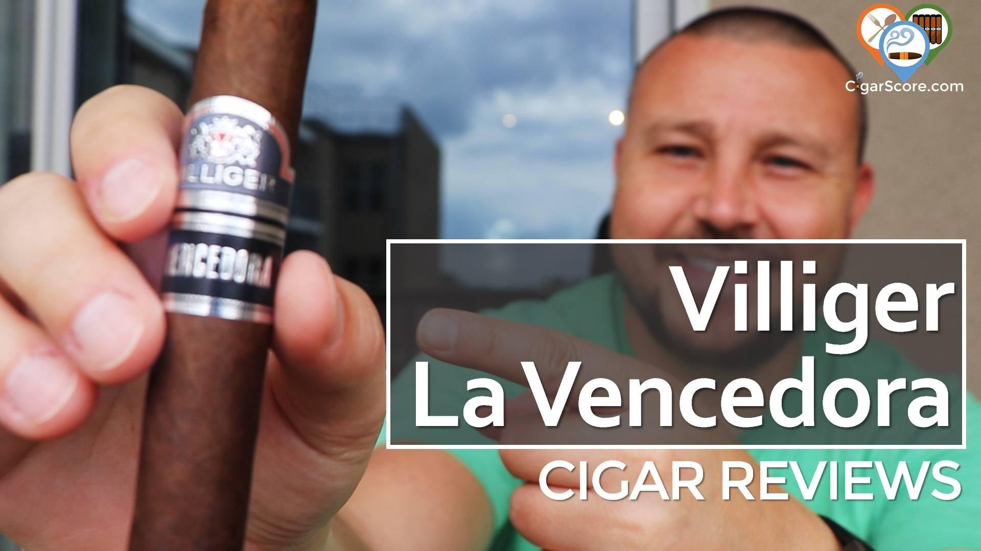 Cigar Review Villiger La Vencedora Robusto