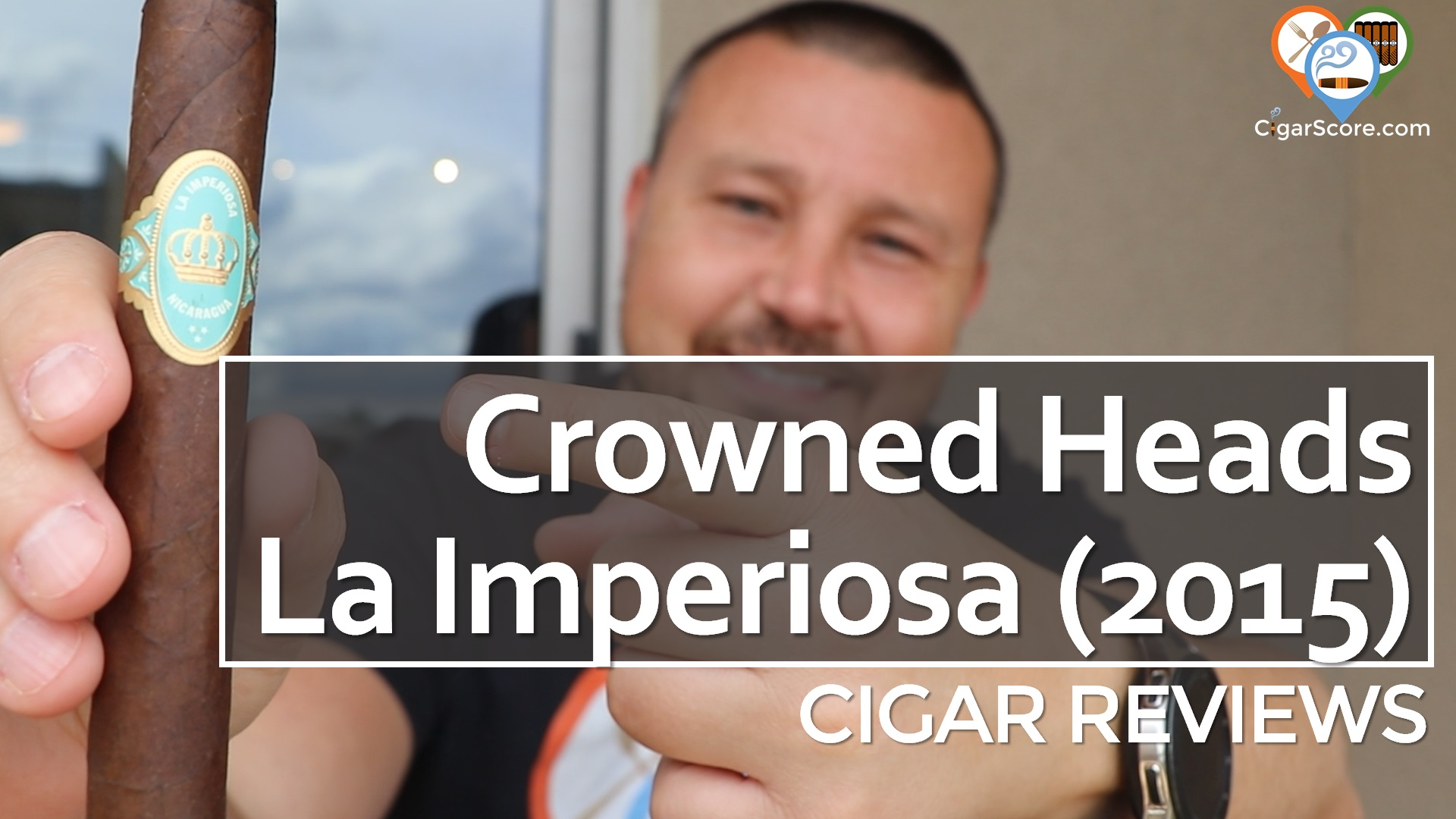 Cigar Review - Crowned Heads La Imperiosa Double Robusto