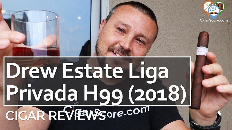 Cigar Review - Drew Estate Liga Privada H99 2018