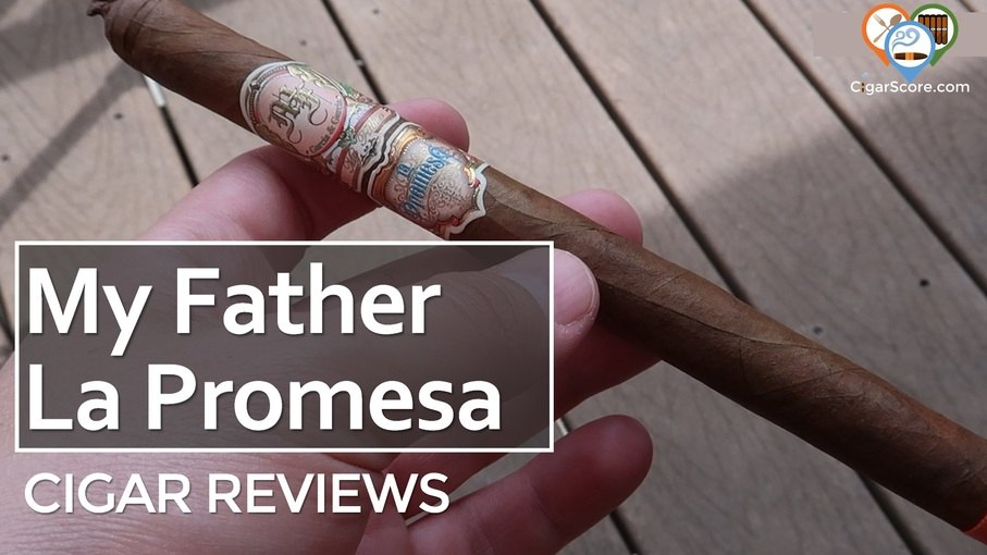 Cigar Review: My Father La Promesa Lancero