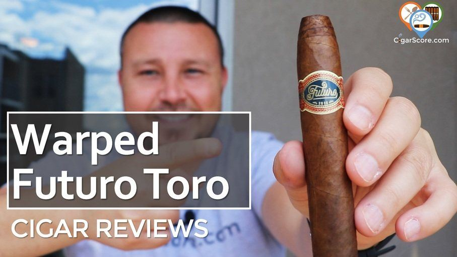 Cigar Review - Warped Futuro Toro